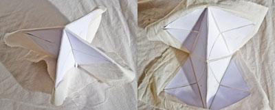 3D fabric-sample