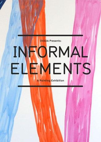 Informal-Elements OVADA Gallery Oxford